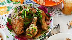 Chicken adobo - Filipino recipe