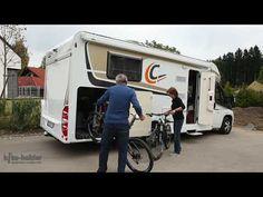 Bike Holder, Camper, Recreational Vehicles, Youtube, Bobs, Motorhome, Rv, Hang In There, Vehicles