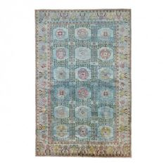"Aquasilk Overdyed Rug - 5'10""x8'10"""