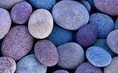 Love beach pebbles too.
