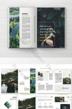 Travel Brochure Design, Graphic Design Brochure, Brochure Layout, Magazine Design Inspiration, Magazine Layout Design, Poster Design Layout, Creative Poster Design, Magazin Design, Booklet Design