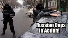 Russian Cops in Action! Special Forces!!! arrest of Bank robbers