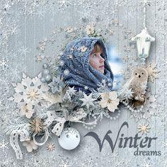 *Winter Wonderland* by JM Creations  https://digital-crea.fr/shop/index.php… Photo Pixabay