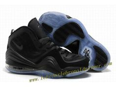 5d246ff1602f Nike Air Penny 5 Black - Penny Hardaway Shoes 2013 Penny Hardaway