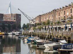 Entrepothaven, Rotterdam - bewri