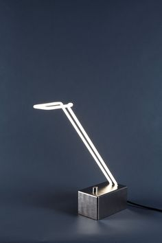 Light Line Table Lamp by Mary Wallis for Lindsey Adelman | http://www.yellowtrace.com.au/mary-wallis-interview/