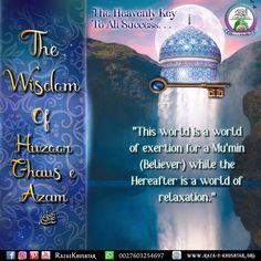 The world for a Mu'min