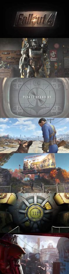#Fallout4 Fallout 4 is a fact, yes there is a dog! #PS4 #XB1 #PCGamer http://www.levelgamingground.com/fallout-4-news.html