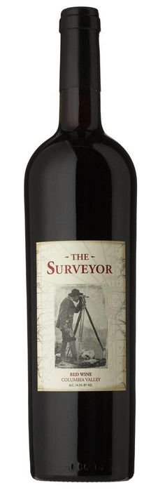The Surveyor   Columbia Valley Washington Red...   tastes like a much higher priced wine.