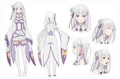 Emilia from Re Zero