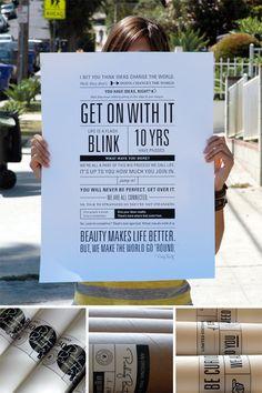 The Pushing Beauty Manifesto