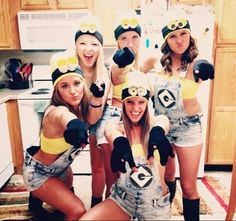 10 Halloween Costumes We're Sick of Seeing at College | Her Campus