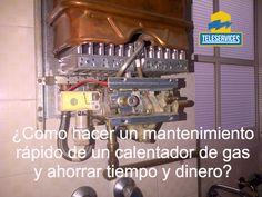 8 pasos imprescidibles para hacer un mantenimiento del calentador de gas - http://teleservicesmultiservicios.com/mantenimiento-del-calentador/