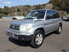 Pajero Io, Jdm Imports, Mitsubishi Pajero, Aichi, Japanese Cars, Jdm Cars, Vans, Vehicles, Van