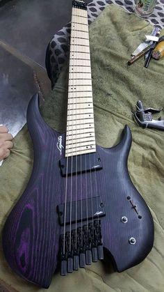 Legator Guitars Ghost 200 series