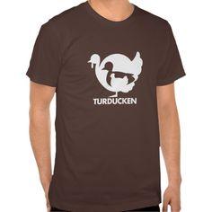 Turducken White Shirts