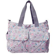 Bebamour Original Floral Designer Diaper Tote Bags Nappy Changing Bag (Sun flower): Amazon.co.uk: Baby