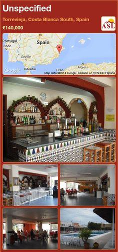 Unspecified in Torrevieja, Costa Blanca South, Spain ►€140,000 #PropertyForSaleInSpain