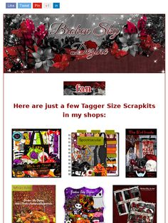 Ad:Awesome Fall,Halloween,Winter,& Christmas Scrapkits & Commercial Use Products from Broken Sky Dezine!https://madmimi.com/s/8de573