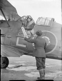 Gloster Gladiator Weather Reconnaissance