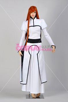 Bleach - Karakura High Schoool - Orihime Inoue Cosplay Costume Version 02, $71.95