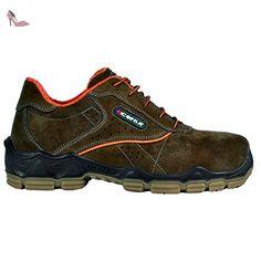 W43 Caspian S3 SRC Chaussure de sécurité Taille 43 Noir - Chaussures cofra  (*Partner-Link) | Chaussures Cofra | Pinterest