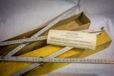 No. 1290 Quick Change Precision Aluminum Pantograph Vintage Free Shipping!!