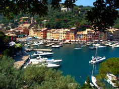 Portofino Italy | Home - Wallpapers / Photographs - Locality - Portofino in Italy