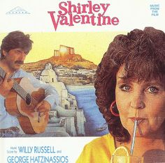 I can so relate to Shirley Valentine....a long time favourite movie.