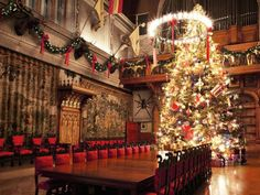 11 Reasons Why You Should Celebrate Christmas at the Biltmore Estate  - CountryLiving.com