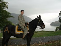 The above picture is of SPC Tami Bair she is a vet tech here at West Point.     Courtesy: Greg Krenzelok, U.S. Army Veterinary Corps Preservation Group, Researcher & Historia (USA).