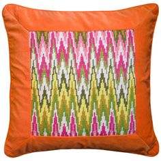 Jonathan Adler Sandpaper Drive Bargello #pillow #decorative
