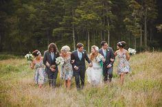 New Zealand Wedding on Green Wedding Shoes
