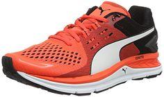 Ignite XT V2 Mesh, Chaussures de Running Compétition Homme, Noir Black White 03, 40 EUPuma