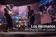 Los Hermanos em Brasilia
