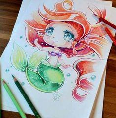 Ariel-The little Mermaid