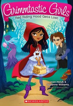 Red Riding Hood Gets Lost by Joan Holub and Suzanne Williams