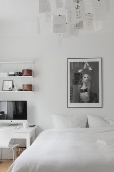 I want my room to be like this , except with a bit more creams and earthy beige to lift up the color :P
