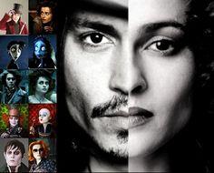 Johnny Depp, Helena Carter, and Tim Burton make the best movies <3