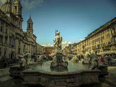 https://flic.kr/p/z3T7DX | Piazza Navona - Roma - Italy