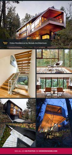 40 Mid Century Ideas Modern House House Design Twilight House