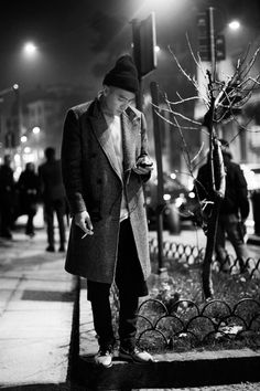 On the Street…..Late Night, Milan