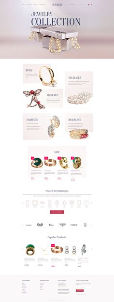 Jewelry Responsive OpenCart Template - http://www.templatemonster.com/opencart-templates/jewelry-responsive-opencart-template-58202.html