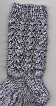 Bell Lace Socks