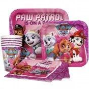 Paw Patrol Girl Express Party Package for 8