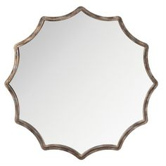 I pinned this Kichler Estrella Wall Mirror from the Style Study: Modern Prairie event at Joss and Main!