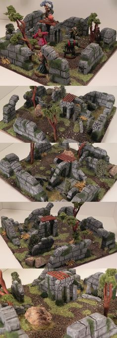 """Ruins of the Inn"" by Octo777 
