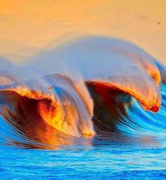 colorful #waves http://www.roanokemyhomesweethome.com