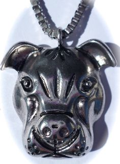 American Pit Bull Terrier Necklace.