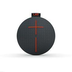 UE ROLL 2 Volcano Wireless Portable Bluetooth Speaker (Waterproof)